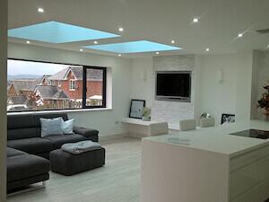 Atlas Glazed Roof Light