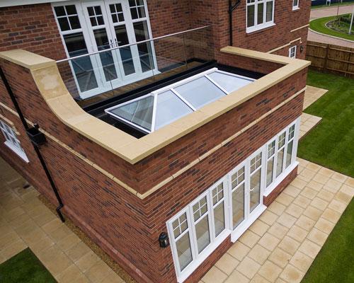 Modern Roof Light